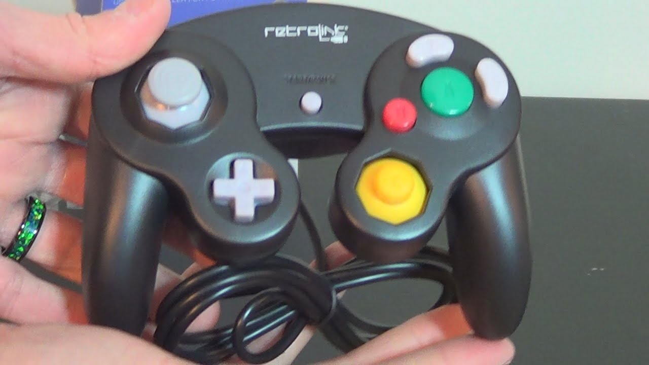 how to make a usb gamecube controller