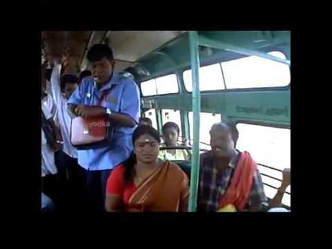Tamil nadu Bus race comedy with Vadivelu