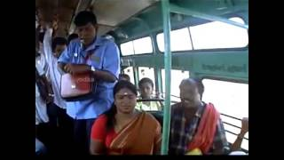 Tamil nadu Bus race comedy with Vadivelu