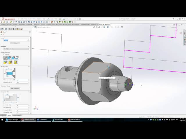 The Power of Mill-Turn in SolidCAM 2016 – Part 1