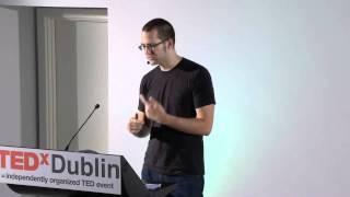 TEDxDUBLIN - Josh Klein - Hacking Work