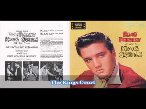Elvis Presley - King Creole - Full Album