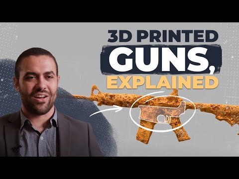 3D Printed Guns, Explained  Learn Liberty