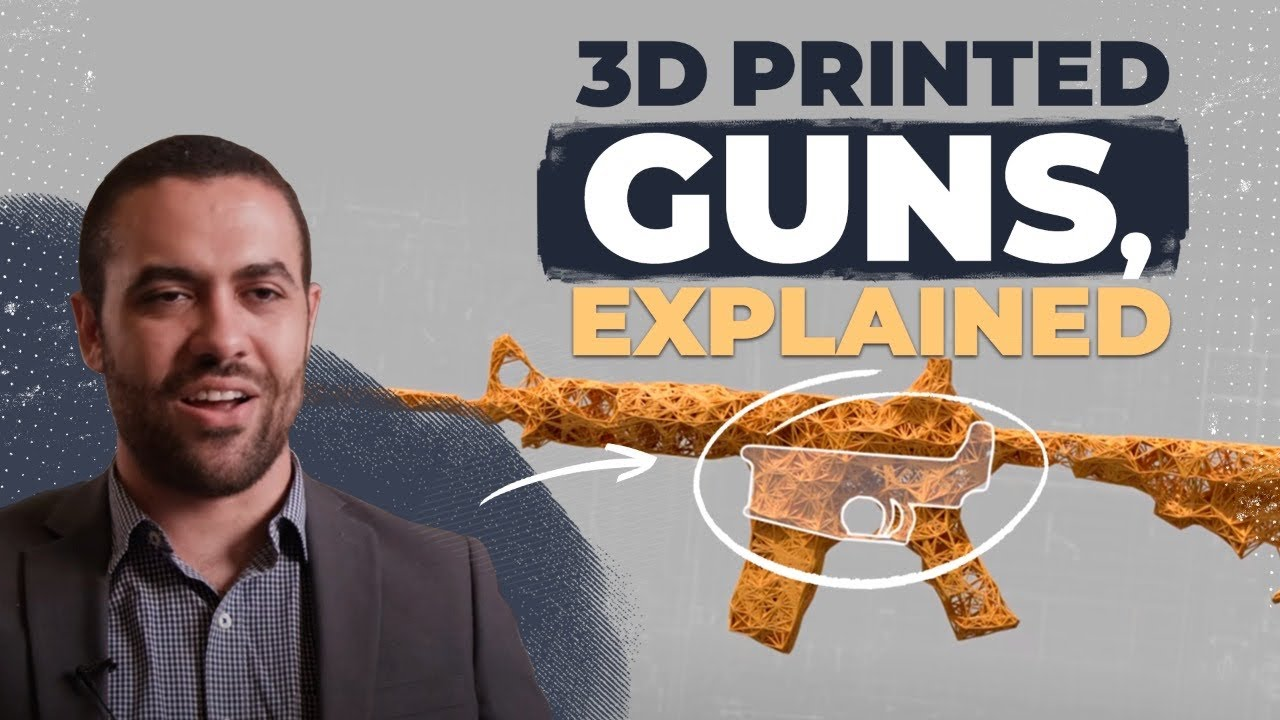 3d Printed Guns Explained Learn Liberty Youtube