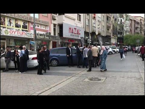 زلزال قوي يضرب تركيا ولا أنباء عن ضحايا  - نشر قبل 2 ساعة