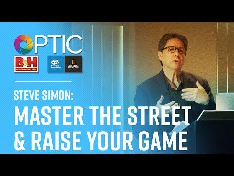 OPTIC 2017: Steve Simon - Master The Street & Raise Your Game