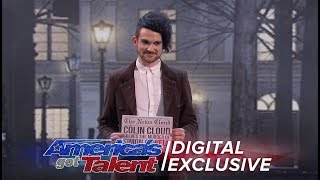 The Magnificent Magic of Colin Cloud - America