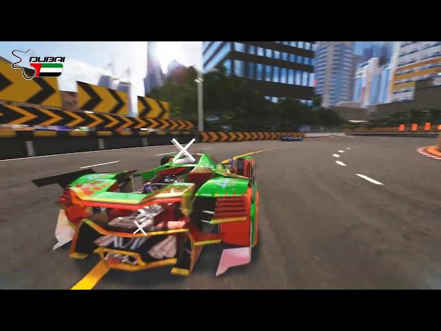 Xenon Racer   City Showcase 2   Dubai + Shanghai