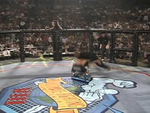 Gary Goodridge vs  Paul Herrera