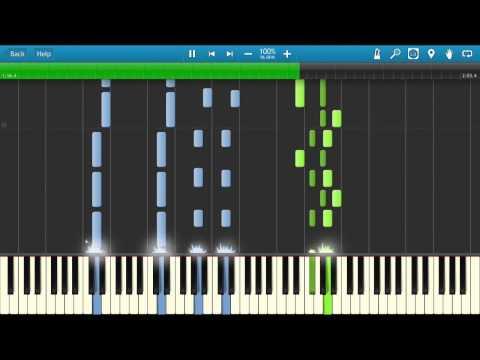[Học đàn] Tiểu Ca, không thể được Piano Tutorial