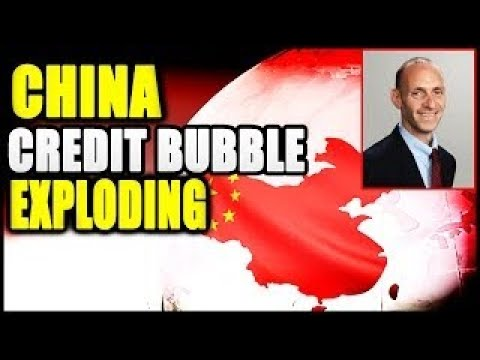 ANDREW HOFFMAN Chinas Credit Bubble Is Slowly Exploding