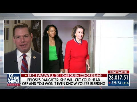 Swalwell: 'Wrong' to Say 'Destroying Trump' Is Main Priority of New Dem-Led House