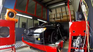 Summer Dyno Tune at Engine Logics - 07 STI