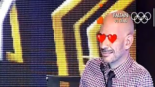 Yo Soy Ricardo Moran Se Enamora de Alejandro Fernández | Yo Soy Temporada 2017