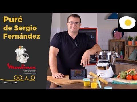 Recetas De C Cocina De Sergio Fernandez   Pure De Verduras De Sergio Fernandez Recetas Con Moulinex Cuisine