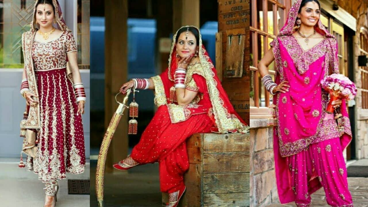 The Beautiful Brides in Salwar