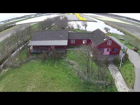 Drone flight Duinweg 42 Noordwijk The Netherlands