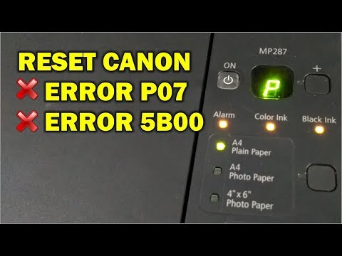 Kali ini seputar teknologi akan membuat video Solusi Printer Canon MP287 Error E05  error e05 canon mp287, error e05 canon ....