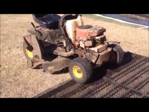 Drive Belts Replaced Huskee LT4200 | FunnyCat TV