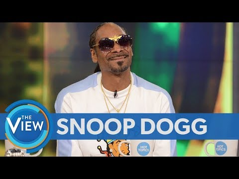 Snoop Dogg Weighs In On Kanye\'s Controversial Comments, Friendship With Martha Stewart | The View