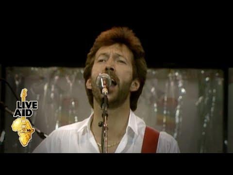 Eric Clapton - White Room  (Live Aid 1985) Mp3