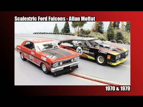 Scalextric Ford Falcons