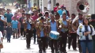 Entrada De Banda Desierto En San Pedro Tenango Gto. Dic 29 2016