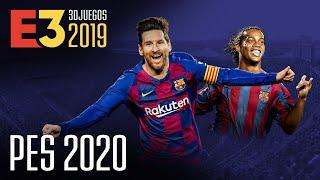 PES 2020, el mejor fútbol de Konami se muestra en el E3