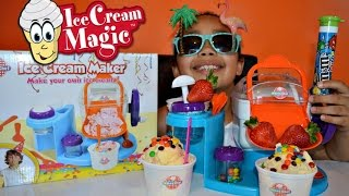 diy young chef ice cream maker make your own ice cream   m s   strawberries