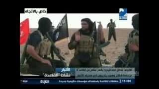 الارهابي ابو وهيب احد قادة الدولة الاسلاميه هو من قتلئ السائقين السورين في صحراء الانبار