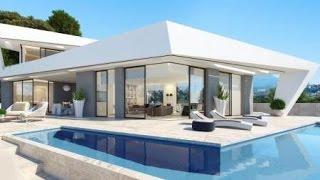 600 000 Euros ? Gagner en soleil Espagne - Villa moderne de luxe Vous vous imaginez vivre dedans ?