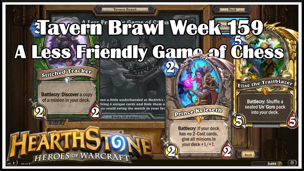tavern brawl game