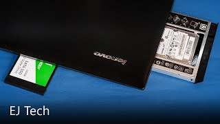 SSD + HDD in a Laptop (The Caddy Method - 2019)