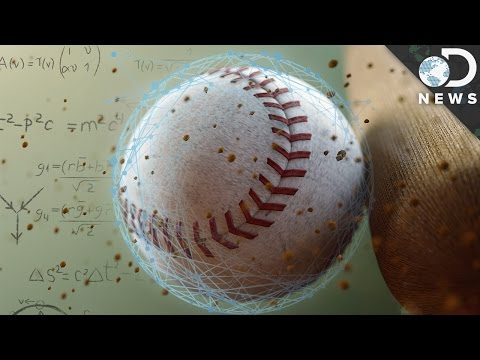 The Physics Of Baseball Pitches