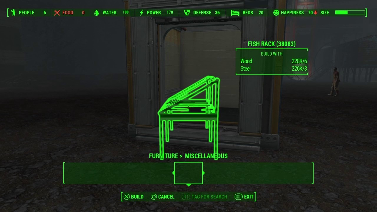 Fallout 4 How To Make A Toilet You