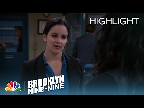 Amy And Rosa Discuss Holt And Kevin's Relationship | Season 4 Ep. 8 | BROOKLYN NINE-NINE