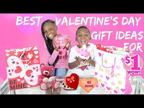 Best Valentine's Day Gift Ideas For A Dollar
