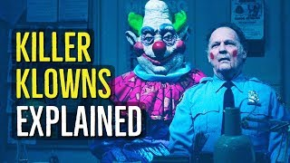 Killer Klowns from Outer Space (ALIENS) Explained