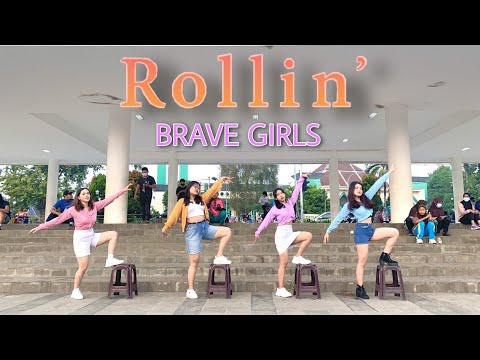 [KPOP IN PUBLIC CHALLENGE] 브레이브걸스 (Brave Girls) - 롤린 (Rollin') Dance Cover by Brave Call
