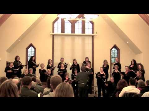 Espressivo Singers sing Minnelied, Der Brautigam, Barkarole by Johannes Brahms