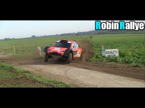 Rallye des 7 Vallées d'Artois 2018 [Mistakes & Show]