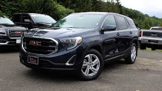 2018 GMC Terrain SLE: In Depth First Person Look
