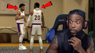 Sneak Dissing Our Teammates In The Locker Room! NBA 2K20 MyCareer Ep 19