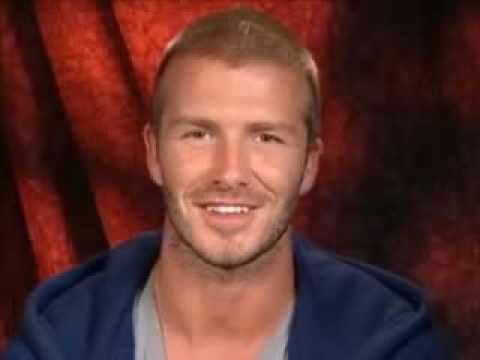 David Beckham Soccer USA US