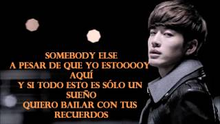 ♫♪ Somebody Else Se7en Spanish Cover (Female version)♪ ♫