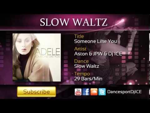 Slow Waltz - Someone Like You