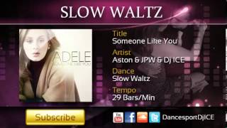 Slow Waltz - Someone Like You