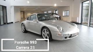 Fully Restored Porsche 993 C2S