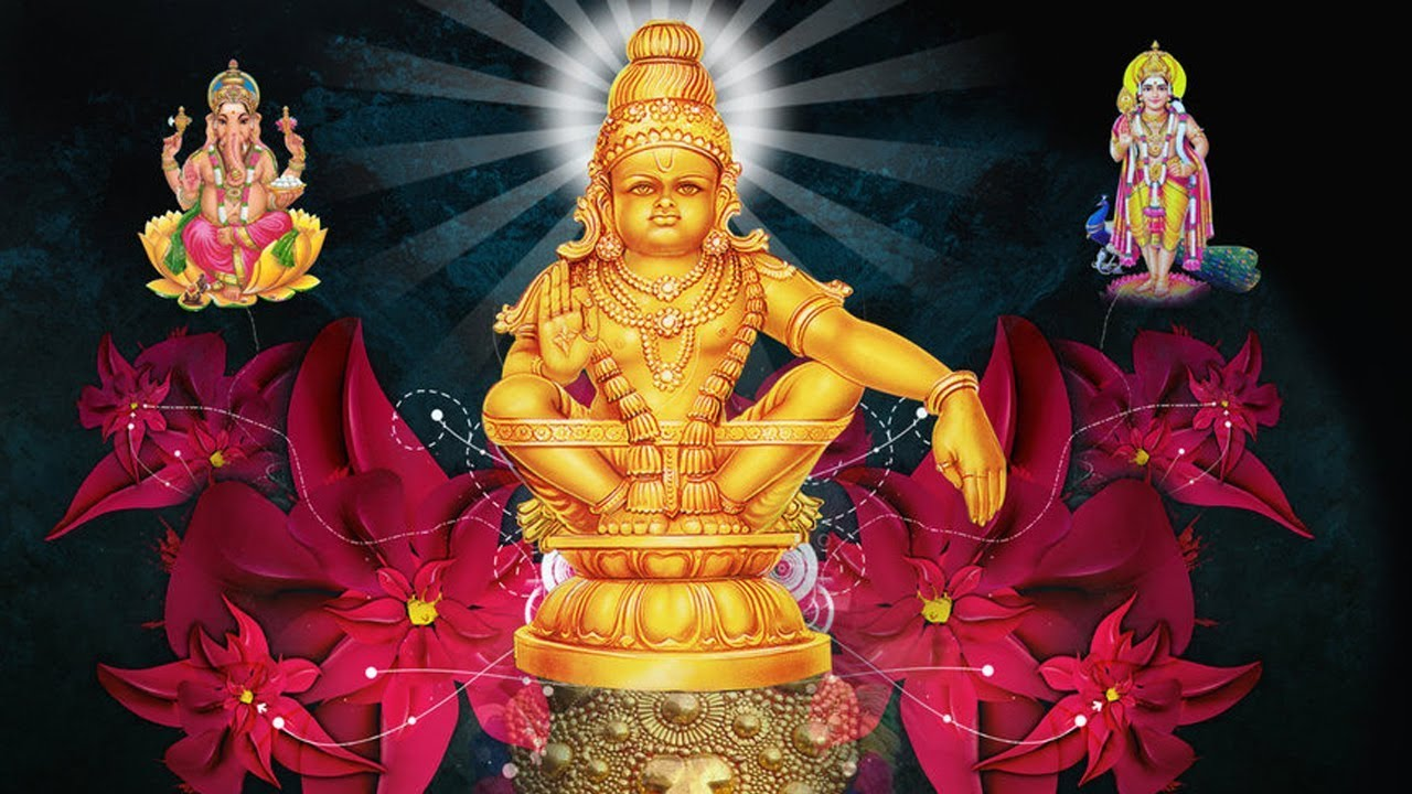 Ayyappa Swamy Telugu Devotional Bhakti Songs - Dandakam