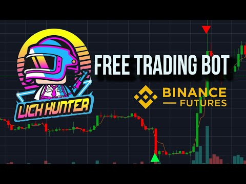 Lick Hunter PRO - Free Trading Bot for Binance Futures!